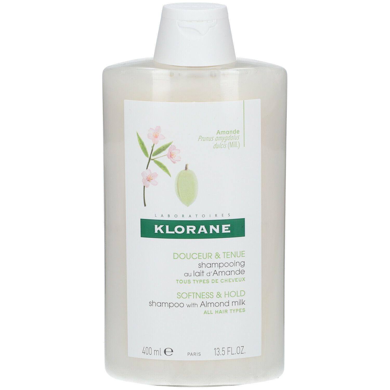 KLORANE shampoing volumateur au lait d'amande ml shampooing