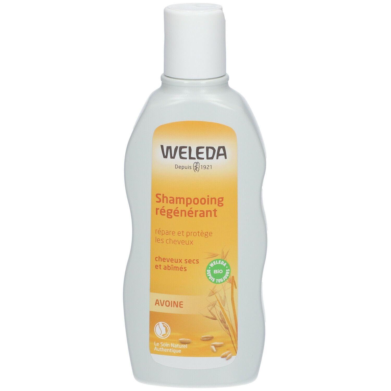 Weleda shampoing régénérant à l'avoine ml shampooing