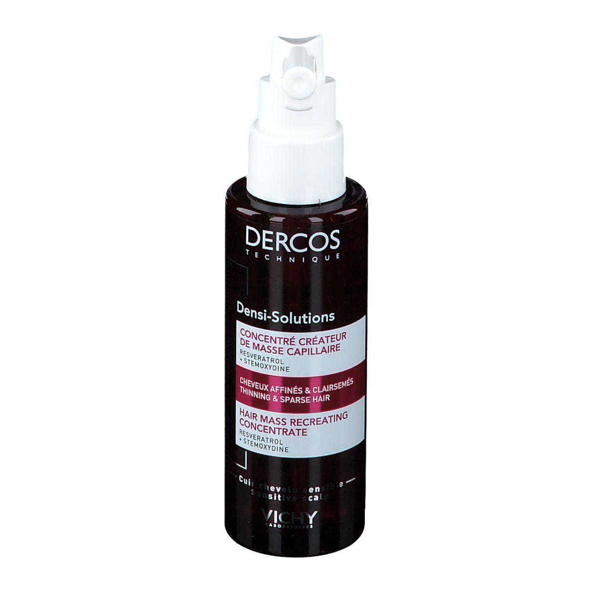 VICHY DERCOS Densi-Solutions Concentré créateur de masse capillaire ml concentré