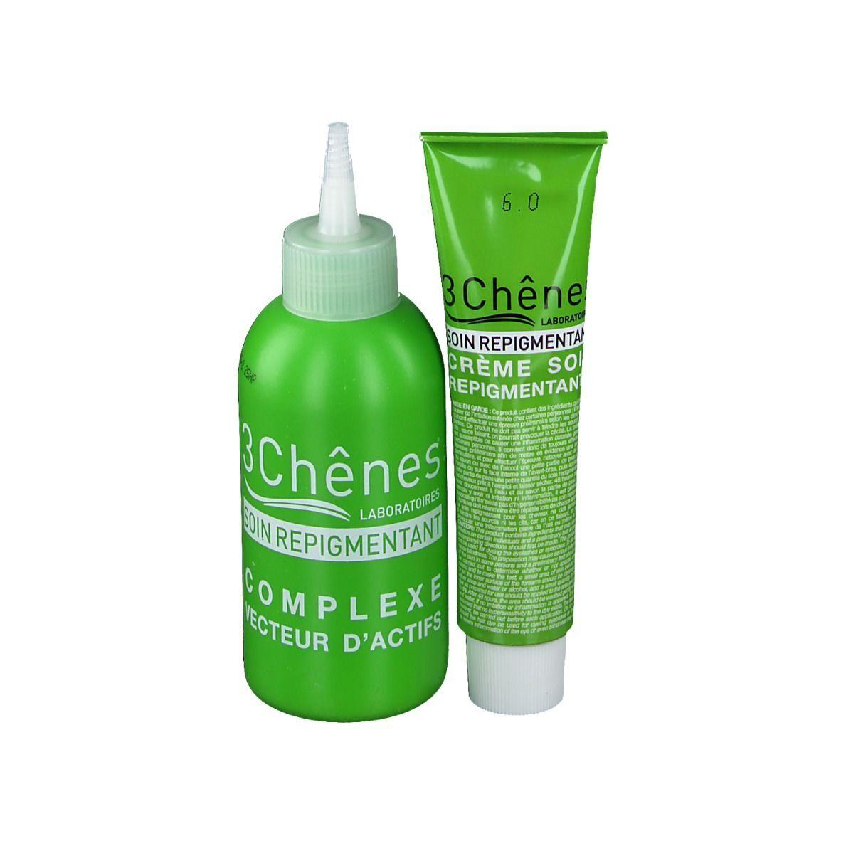 3 Chênes Les 3 Chênes Soin répigmentant 6.0 blond foncé pc(s) lotion(s)