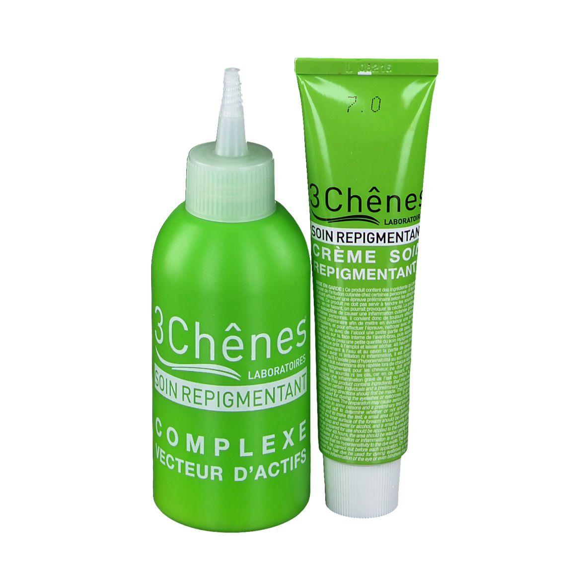 3 Chênes Les 3 Chênes® Soin répigmentant 7.0 blond pc(s) lotion(s)