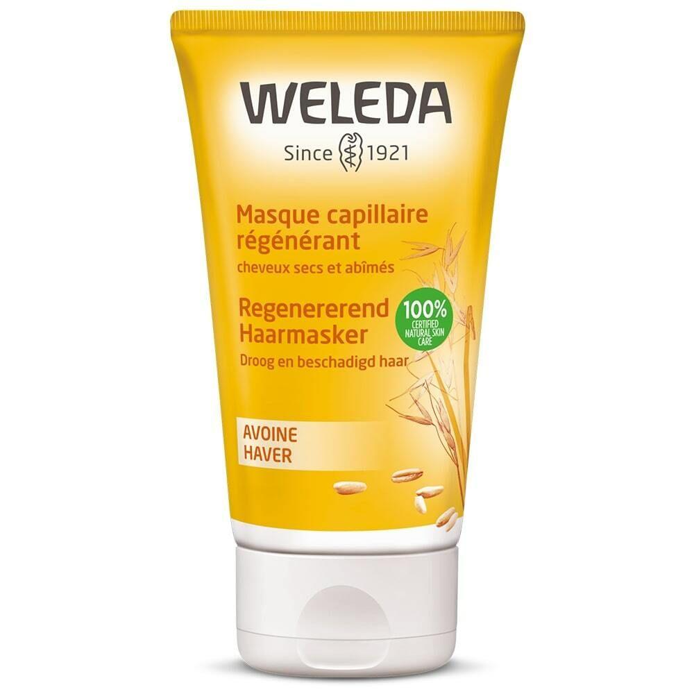 Weleda Avoine Masque capillaire régénérant ml masque(s) pour le visage