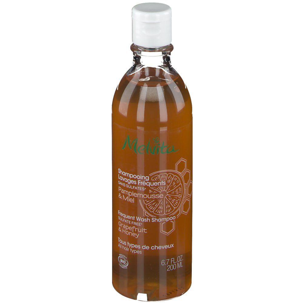 Melvita Les Essentiels Shampooing Lavage fréquent Bio ml shampooing