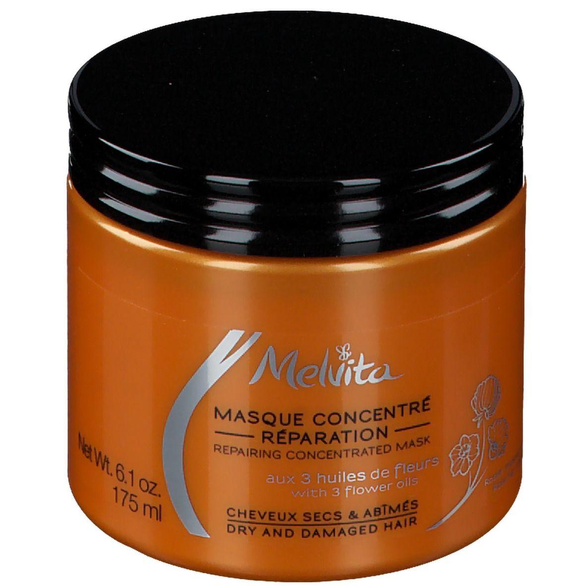 Melvita Capillaires Experts Masque Expert réparation ml masque(s) pour le visage