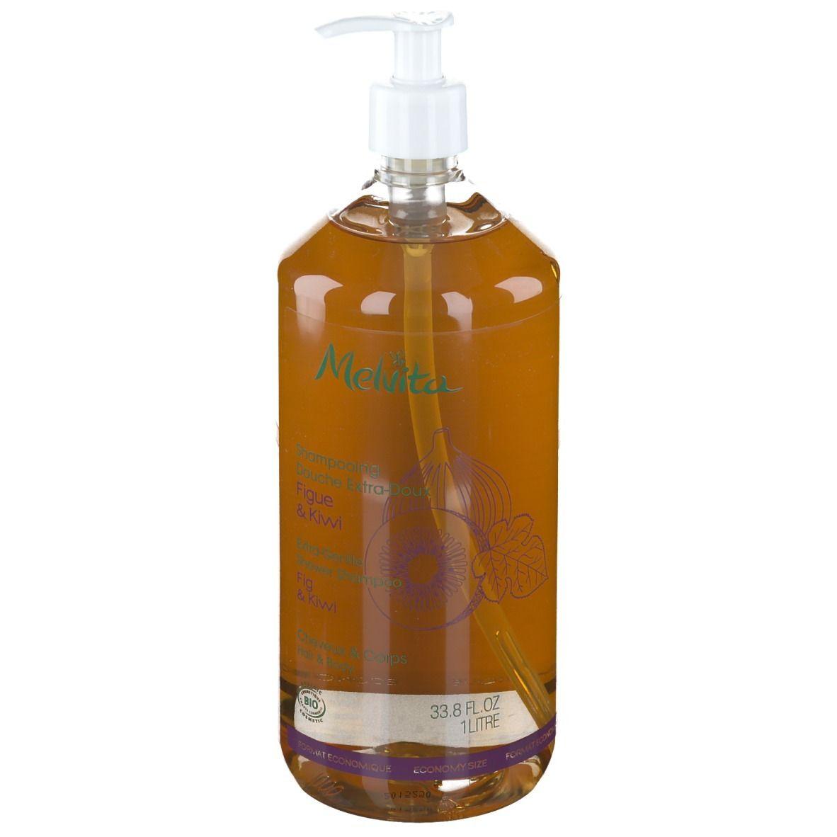 Melvita Les Essentiels Shampooing Douche Bio ml shampooing