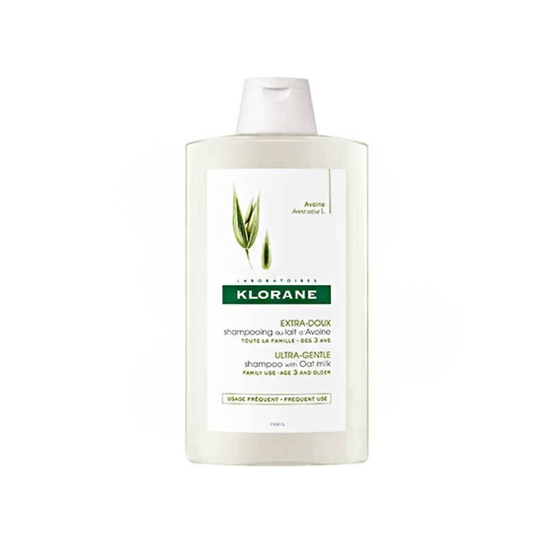 Klorane Shampooing au lait d'Avoine ml shampooing