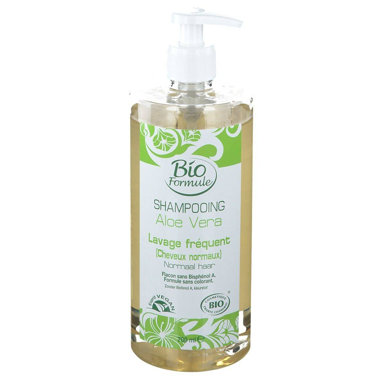 Bio Formule Shampooing Aloe Vera Lavage fréquent ml shampooing