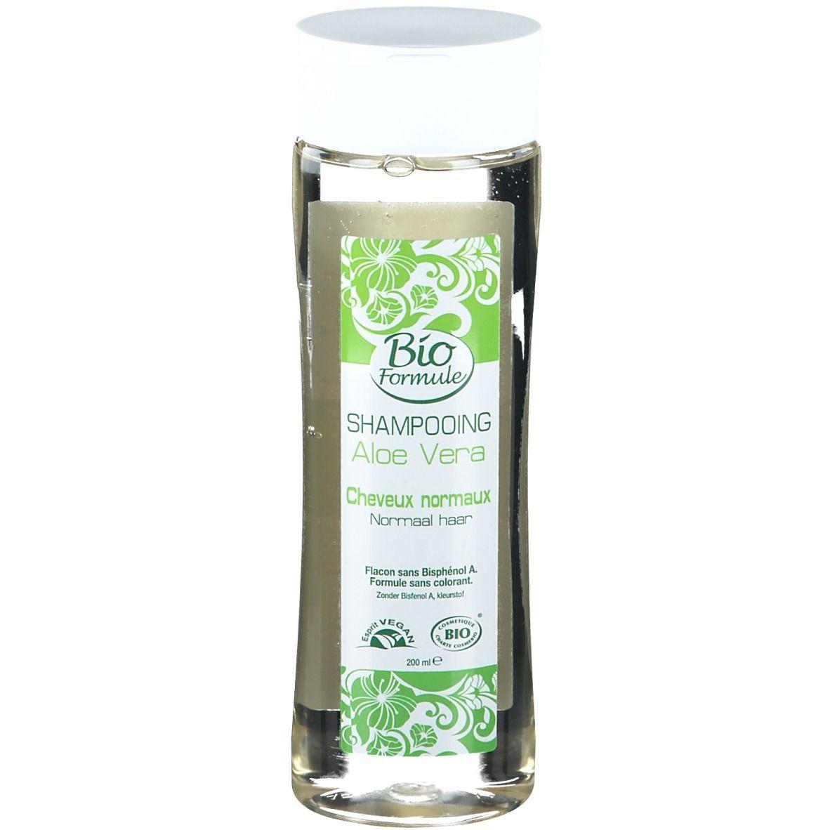 Bio Formule Shampooing Aloe vera ml shampooing