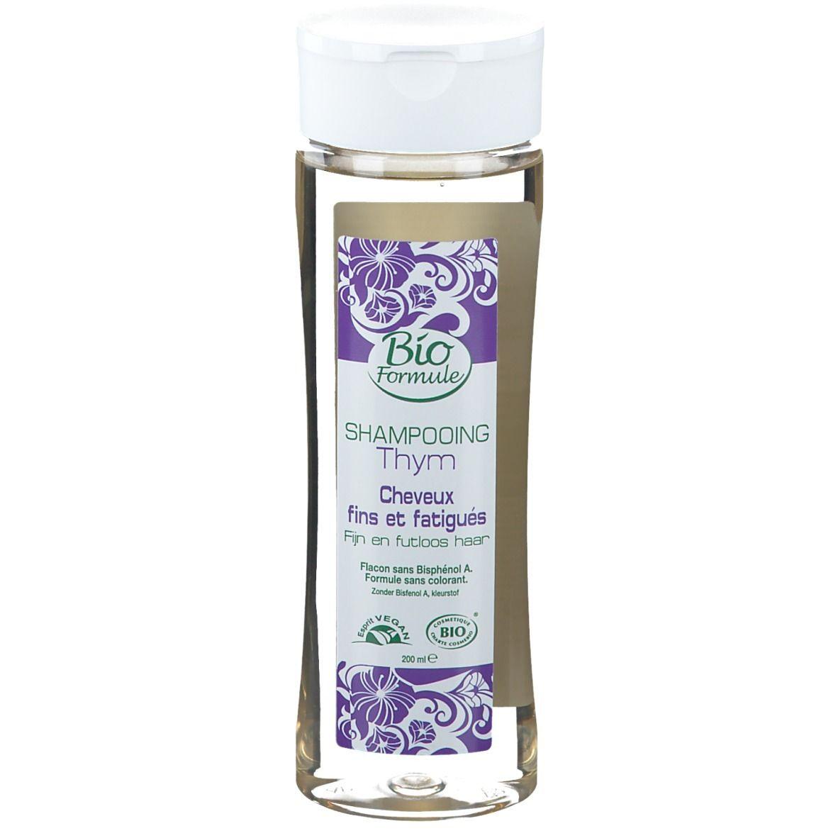 Bio Formule Shampooing Thym ml shampooing