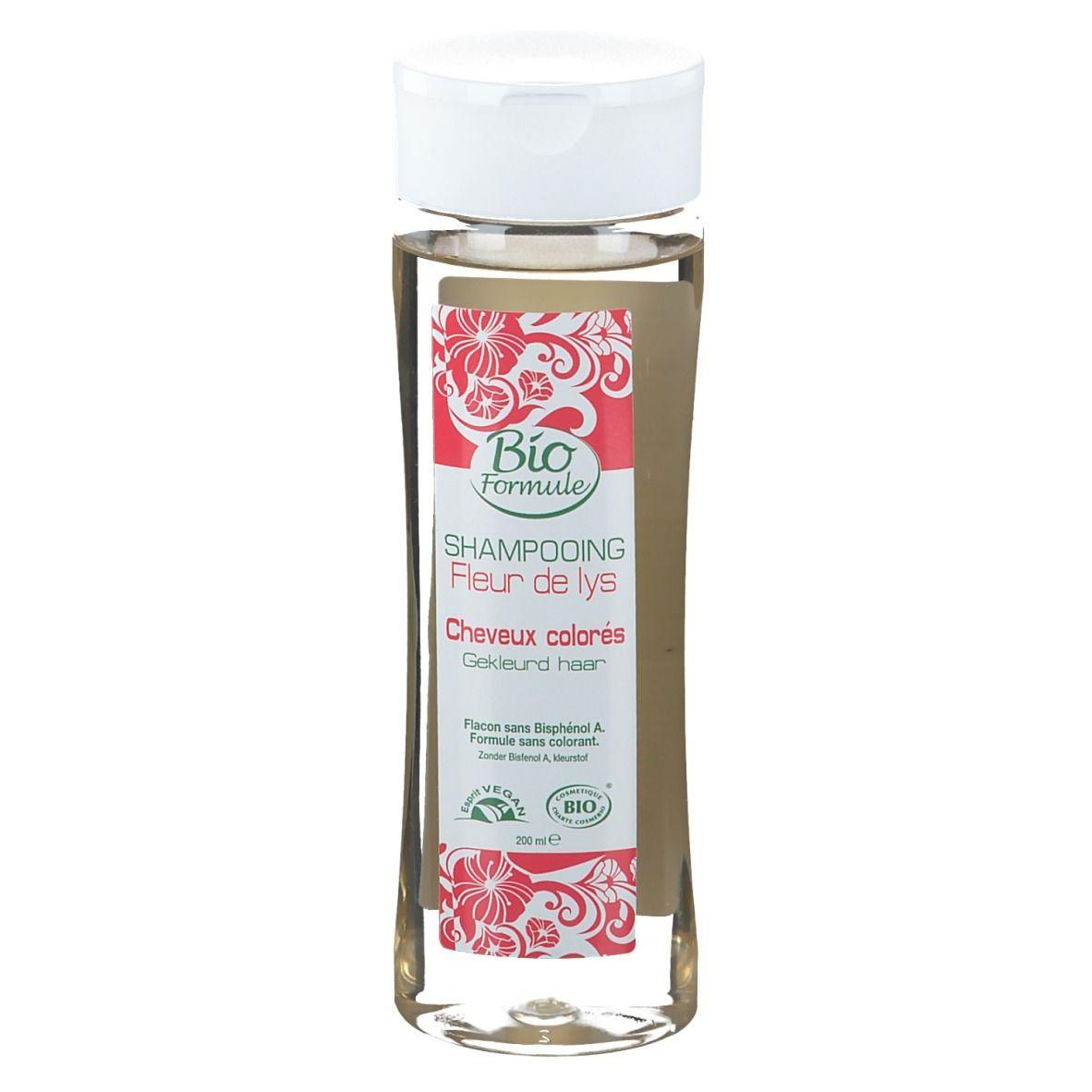 Bio Formule Shampooing Fleur de lys ml shampooing
