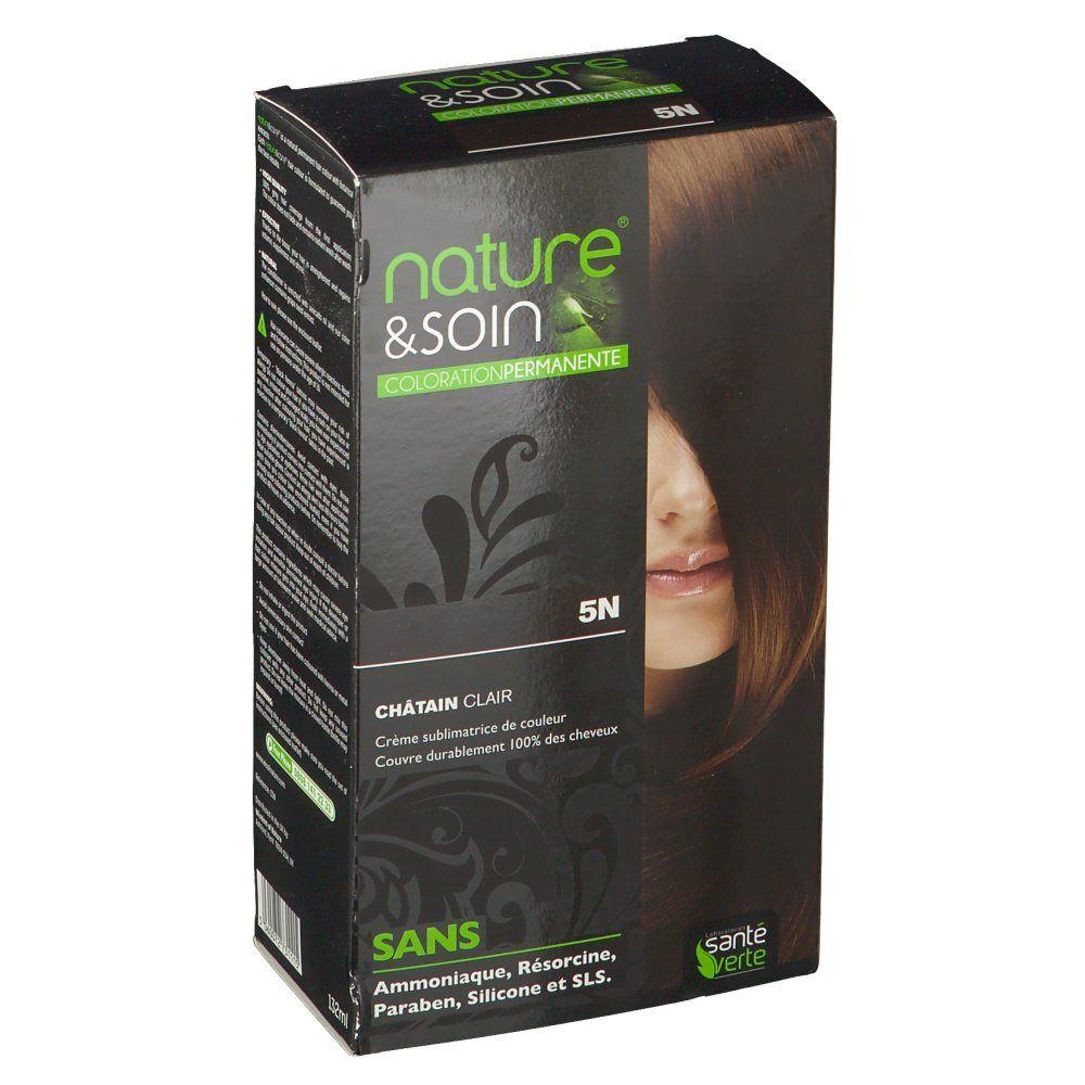 nature & soin® Chataîn clair pc(s) crème