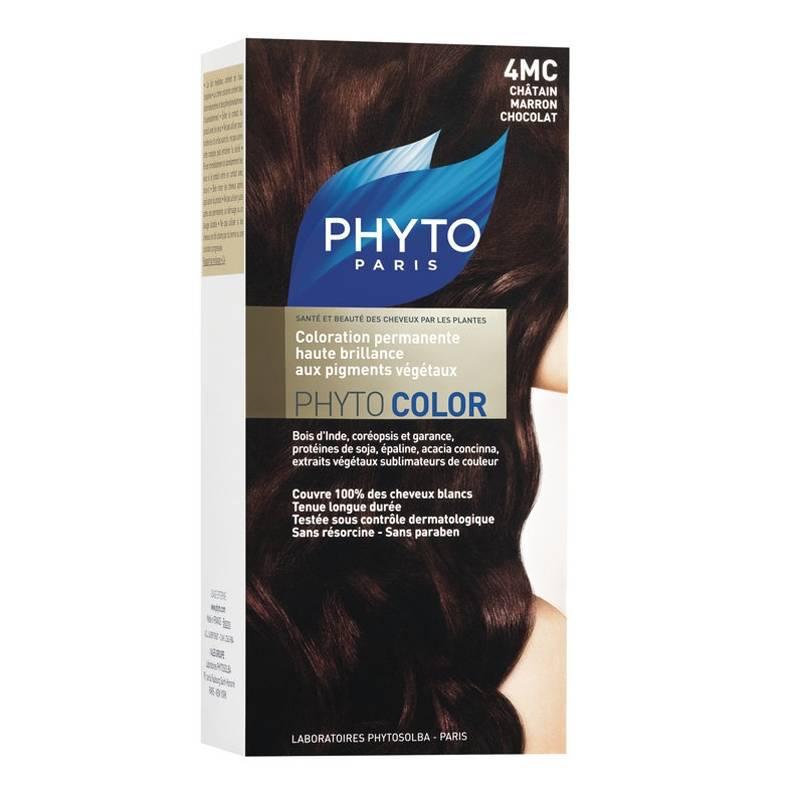 Phytocolor Coloration Chatain marron chocolat 4MC pc(s) crème