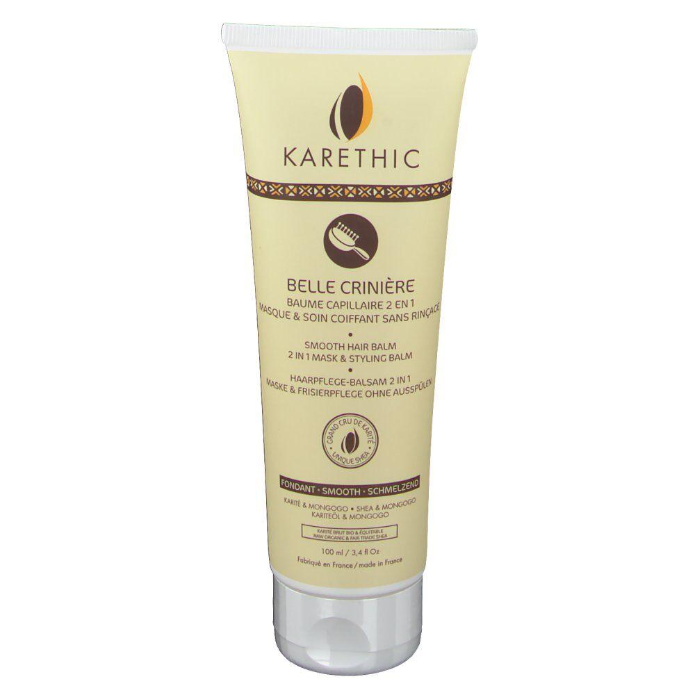 Inconnu KARETHIC Belle Crinière 2-en-1 Baume Capillaire Bio ml baume