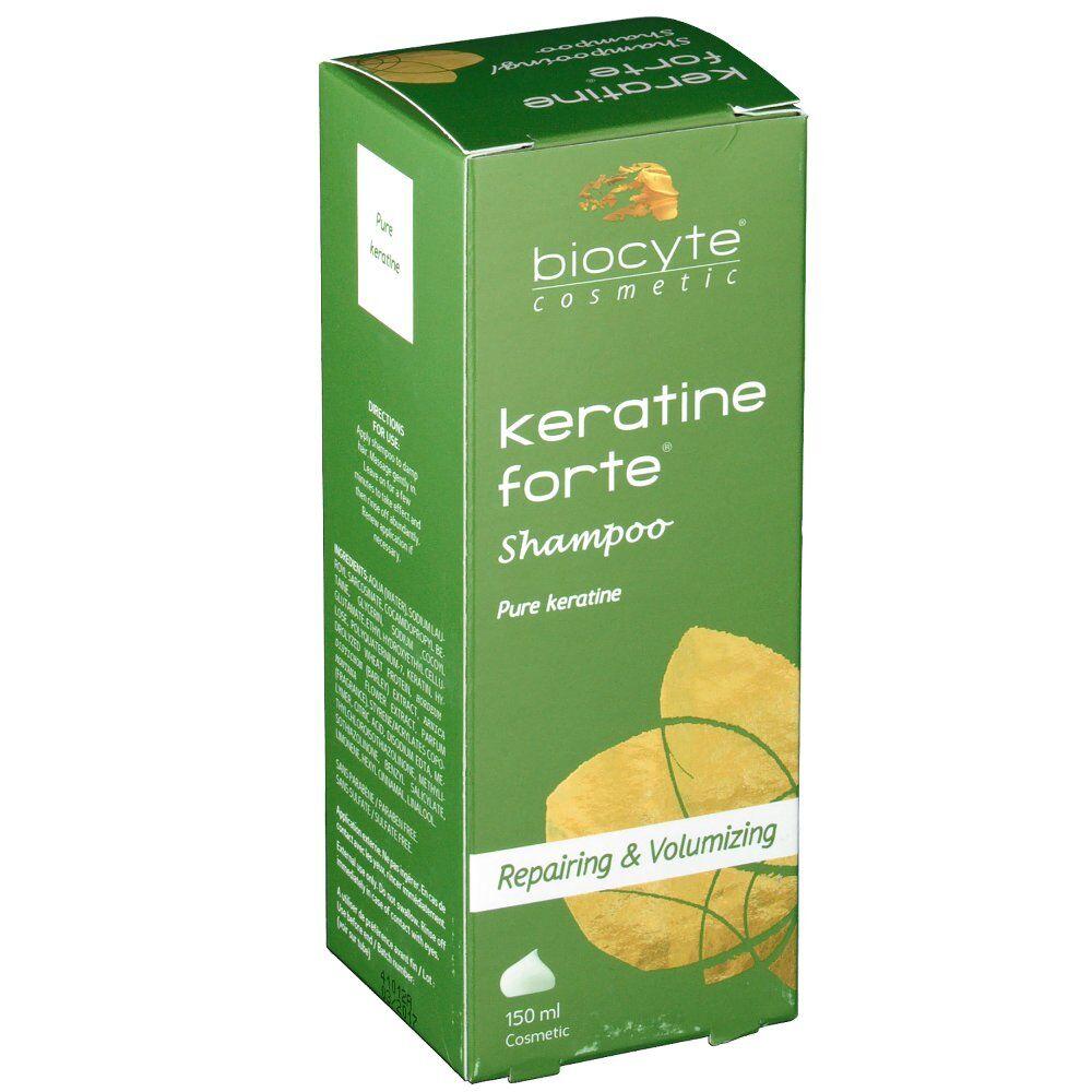 Biocyte Kératine Forte shampoing ml shampooing