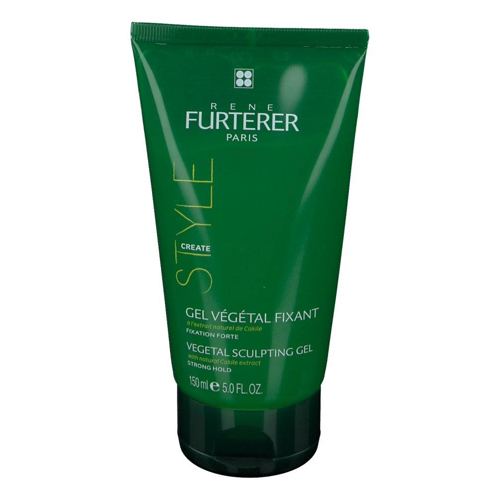 René Furterer Rene Furterer STYLE Gel végétal fixant, fixation forte ml gel(s)