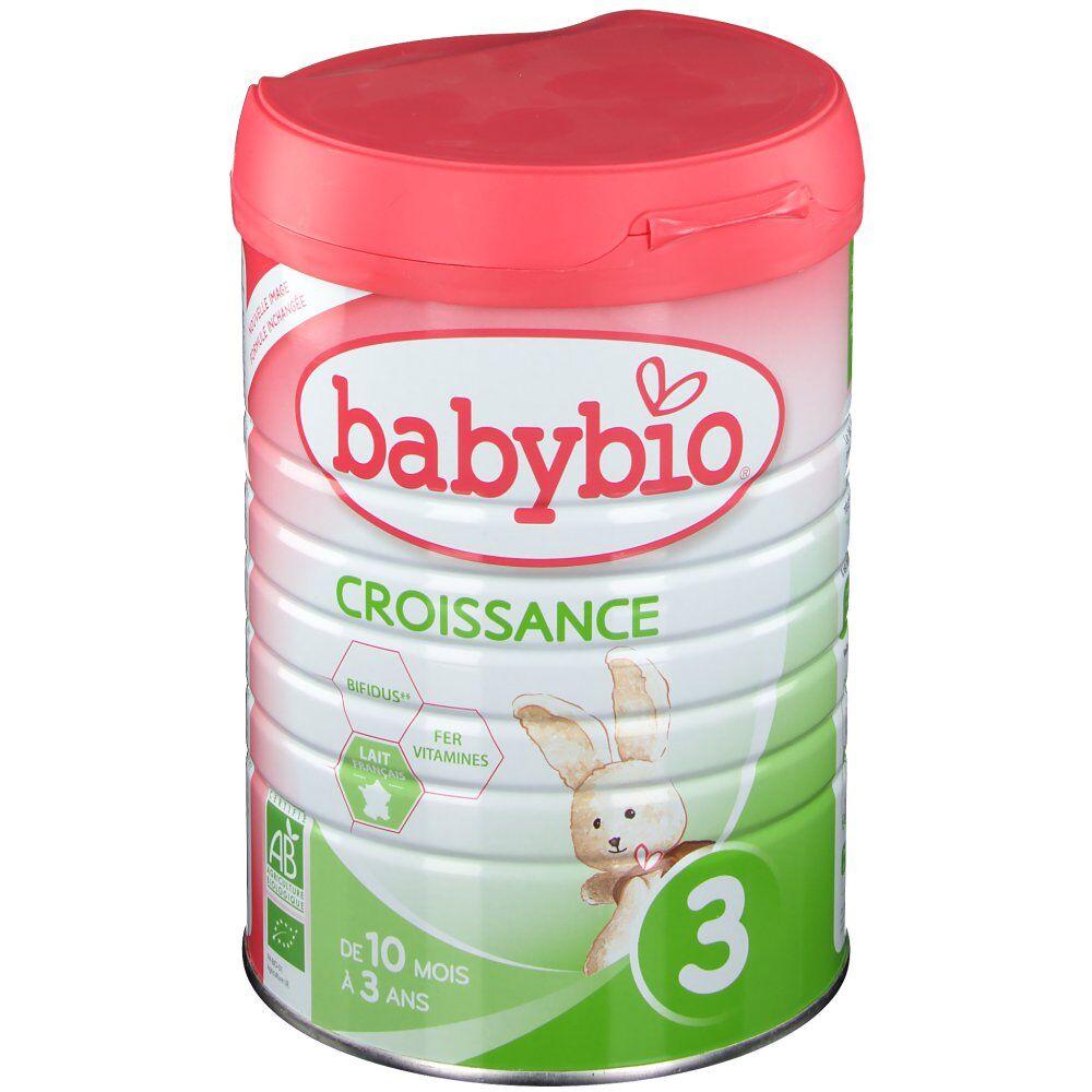 Babybio lait bio de croissance g poudre