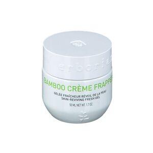 erborian Bamboo Crème Frappée ml crème - Publicité