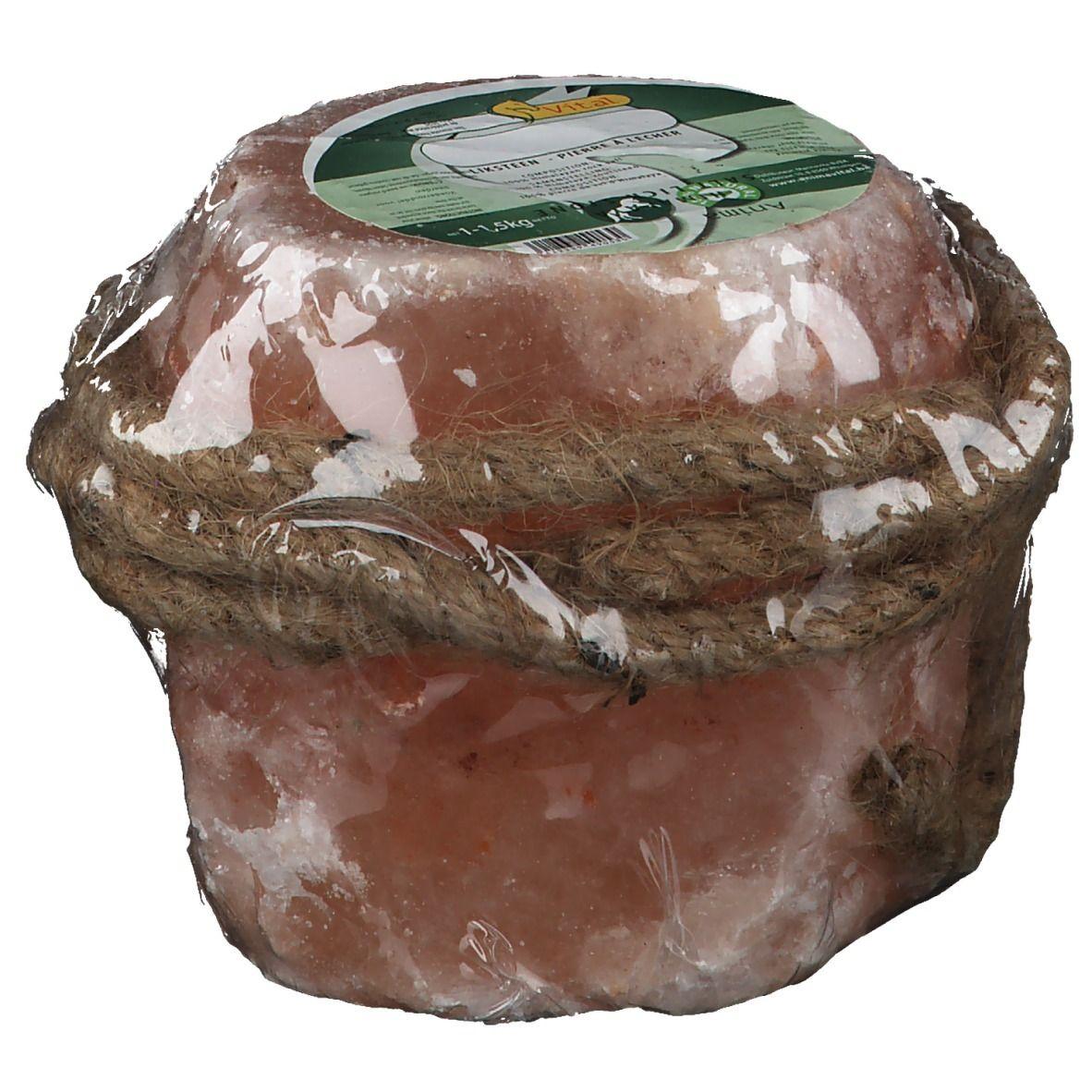 AnimaVital® Himalaya Pierre à lécher pc(s) sel(s)