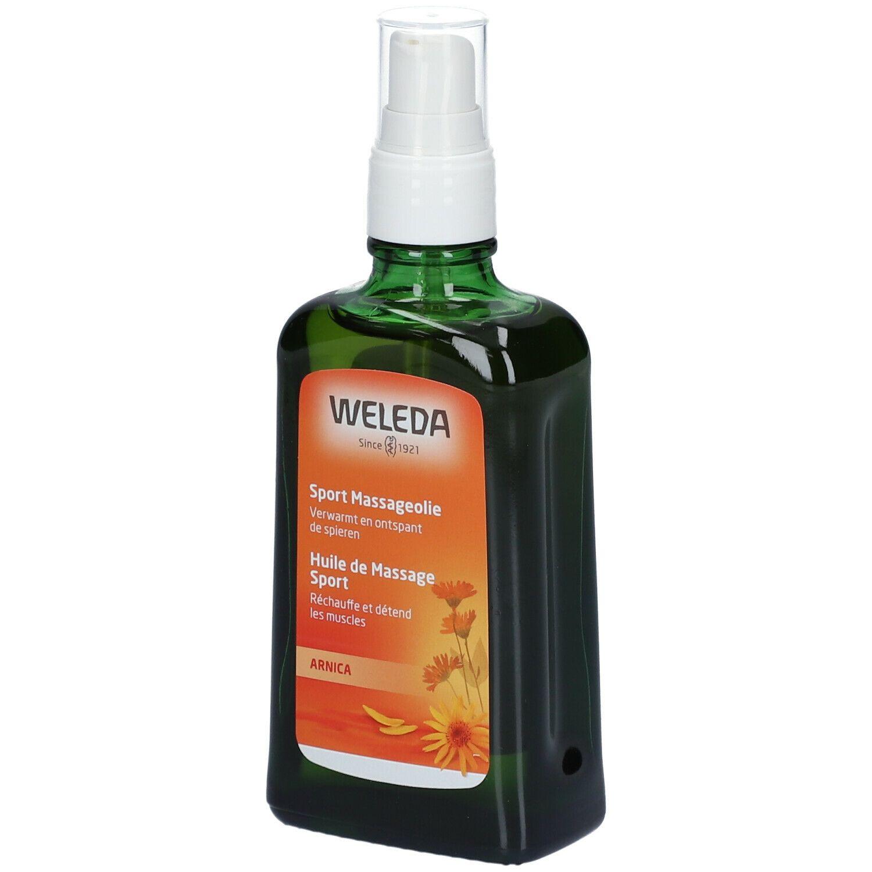 Weleda Huile de Massage à l'Arnica ml huile de massage