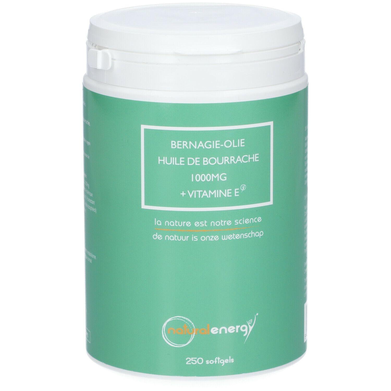 Natural Energy Huile de Bourrache pc(s) capsule(s)