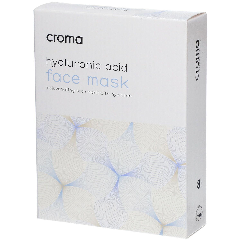 Princess® Croma Princess Skincare Masque visage Régénérant à l'Acide Hyaluronique pc(s) masque(s) pour le visage