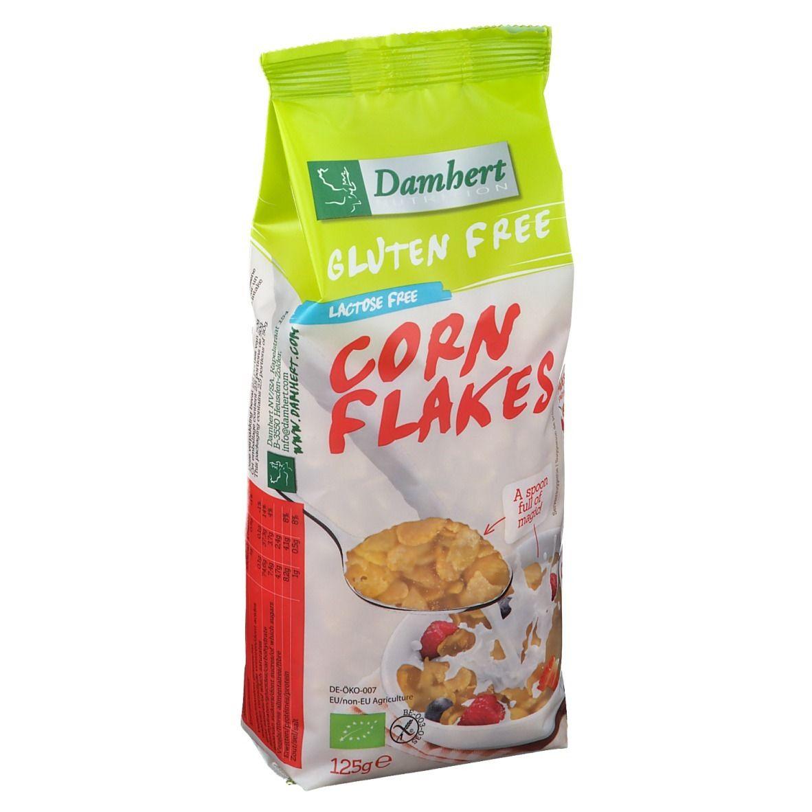 Damhert Cornflakes sans gluten g restant(s)