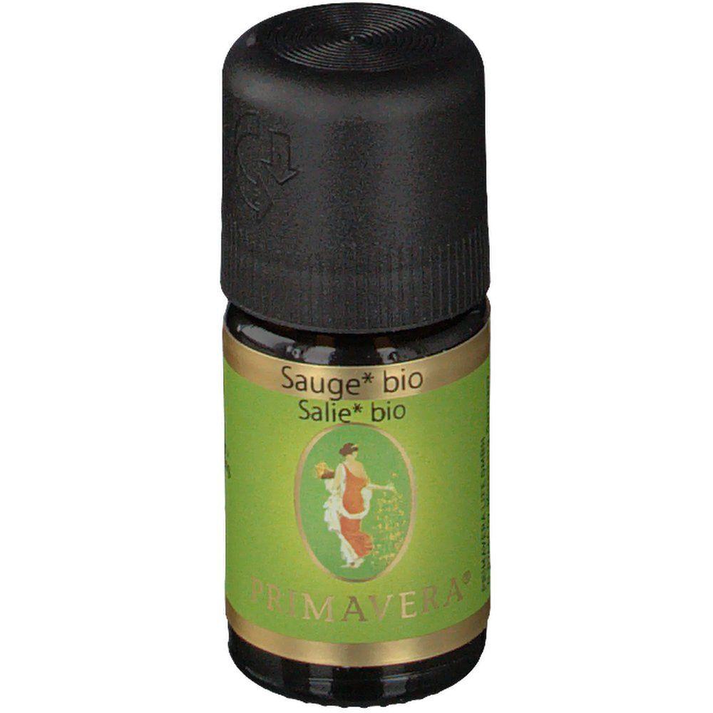 PRIMAVERA® Sauge Bio ml huile