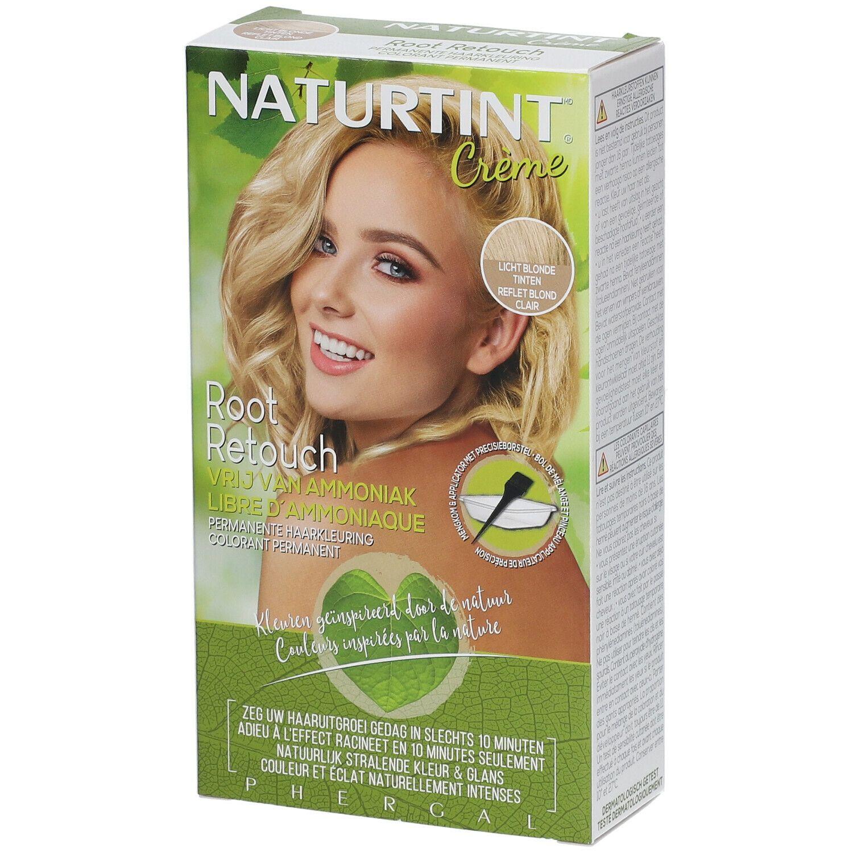NATURTINT® Root Retouch Crème Coloration Permanente -Reflet Blond clair ml emballage(s) combi