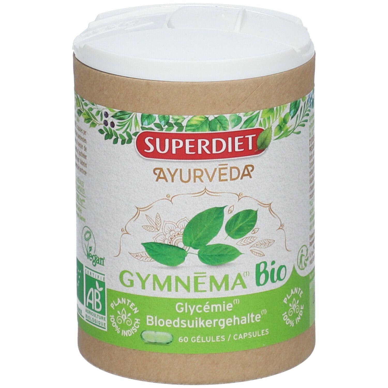 SUPER DIET Ayurveda Gymnéma Bio pc(s) capsule(s)