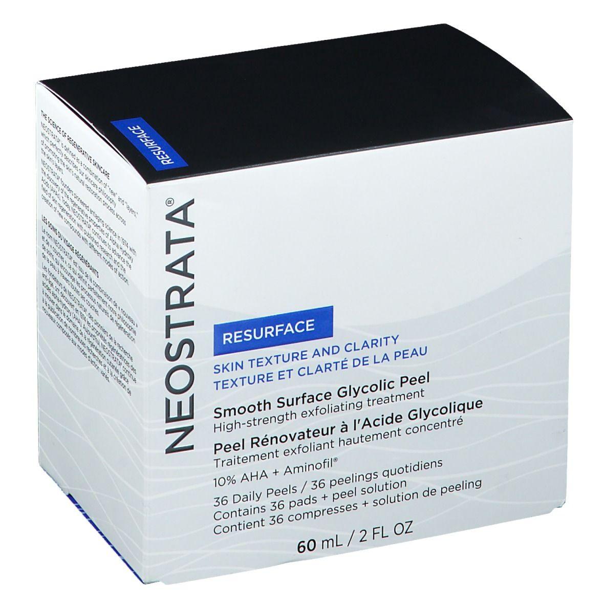 NEOSTRATA® Peel Rénovateur à l'Acide Glycolique ml Pads