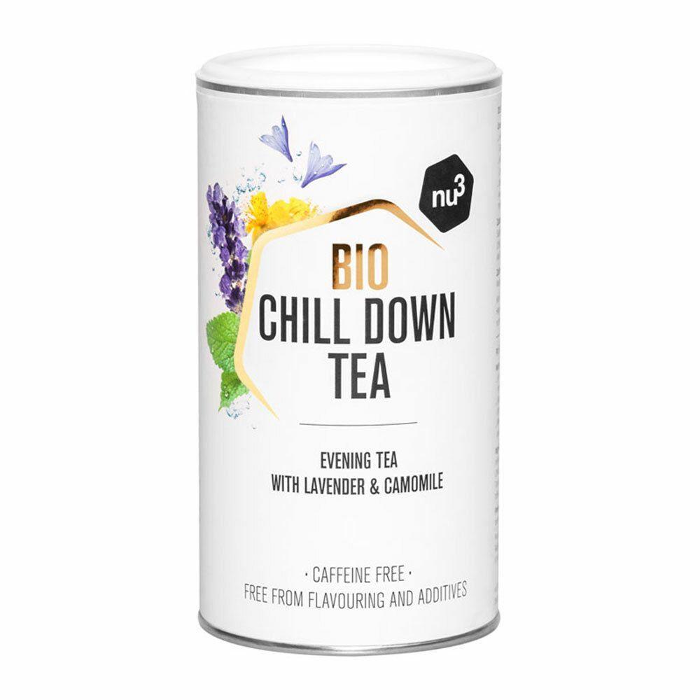 nu3 Infusion Bio Chill Down en vrac g thé