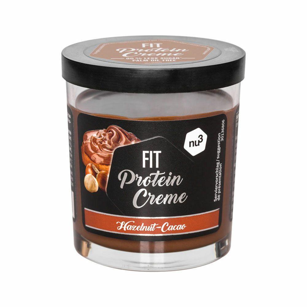 nu3 Fit Protein Creme Noisettes-Cacao g crème