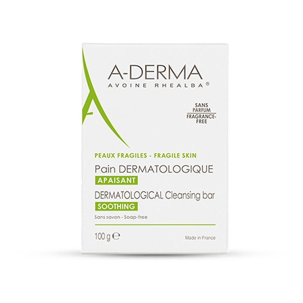 A-Derma Avoine Rhealba® Pain dermatologique sans savon g savon