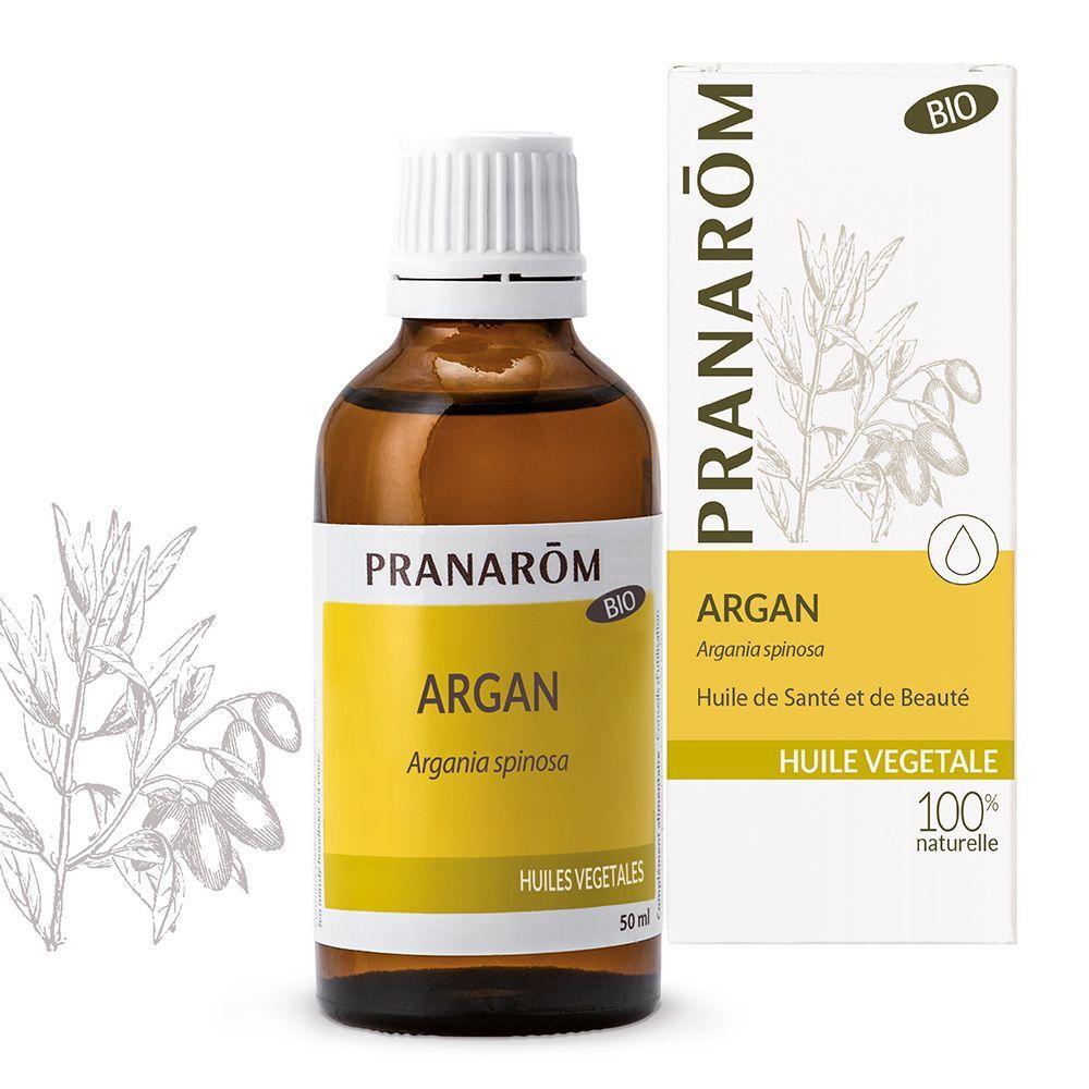 Pranarôm Huile Végétale Argan bio ml huile