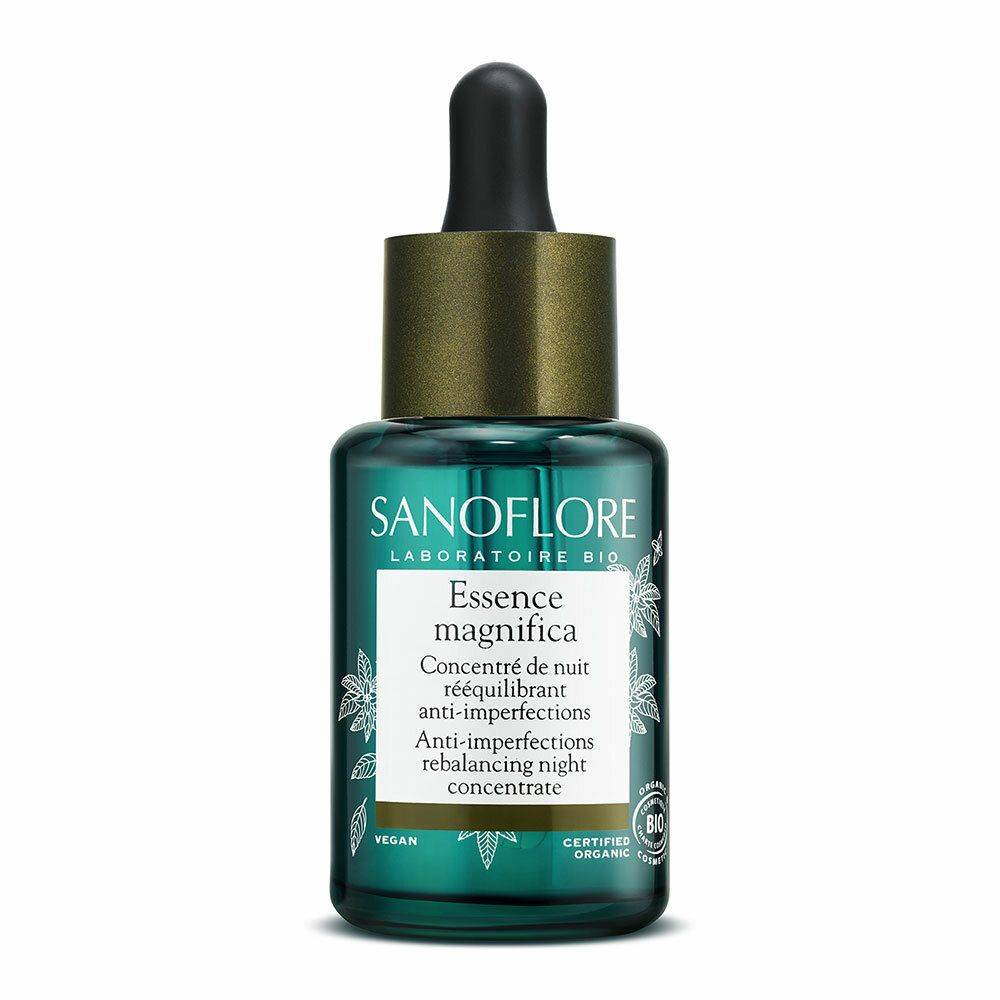 Sanoflore Essence Magnifica concentré botanique ml essence
