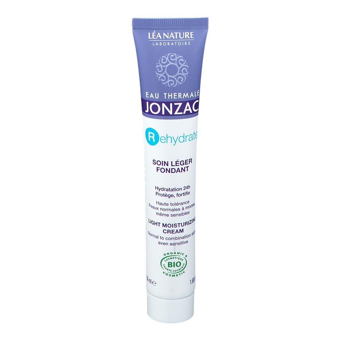 Eau Thermale Jonzac® Eau Thermale Jonzac REhydrate soin léger réhydratant ml crème