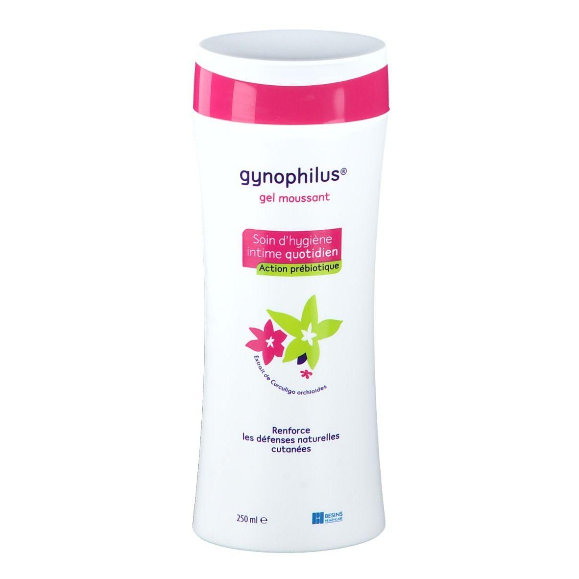 GynOphilus® Gel moussant Soin d'hygiène intime quotidien ml gel(s)