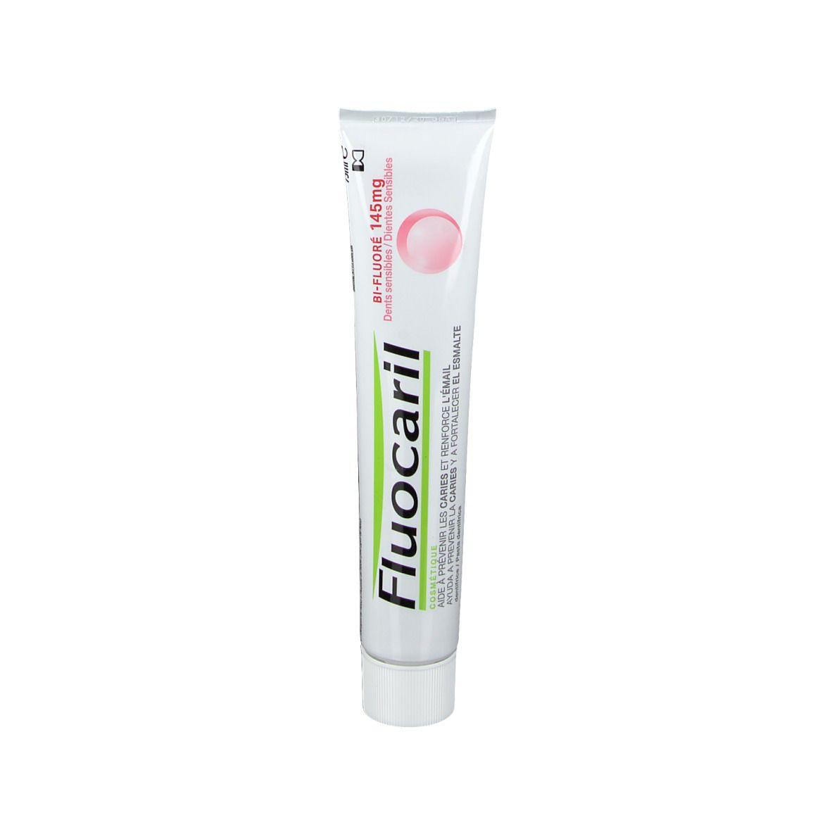 Fluocaril® Fluocaril Bi-Fluoré 145 mg dentifrice Dents Sensibles ml dentifrice(s)