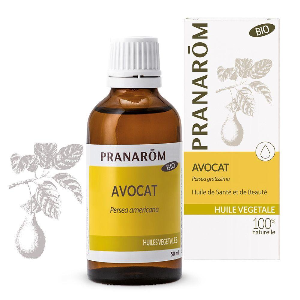 Pranarôm Pranarom Huile Végétale Avocat Bio ml huile