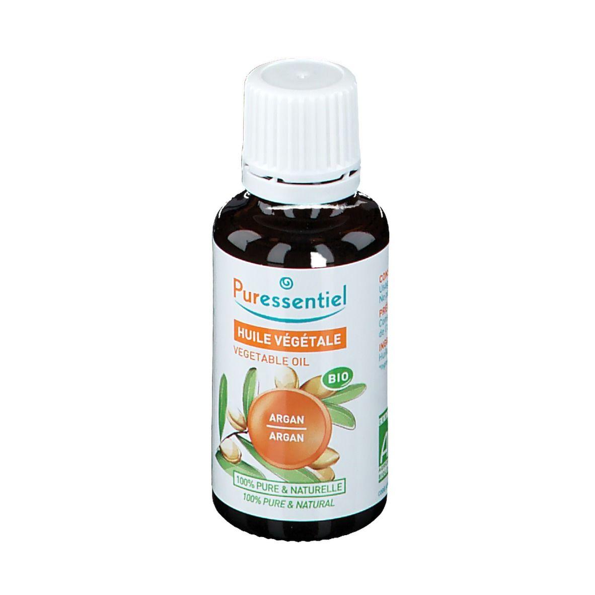 Puressentiel Huile végétale Argan Bio ml huile