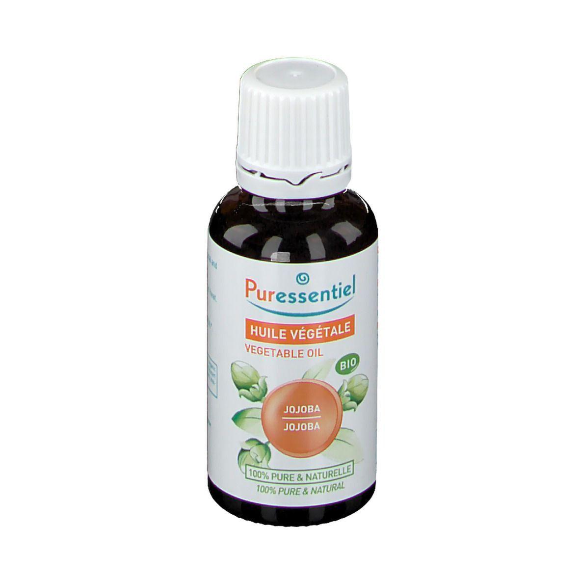 Puressentiel Huiles Végétales Jojoba Bio ml huile