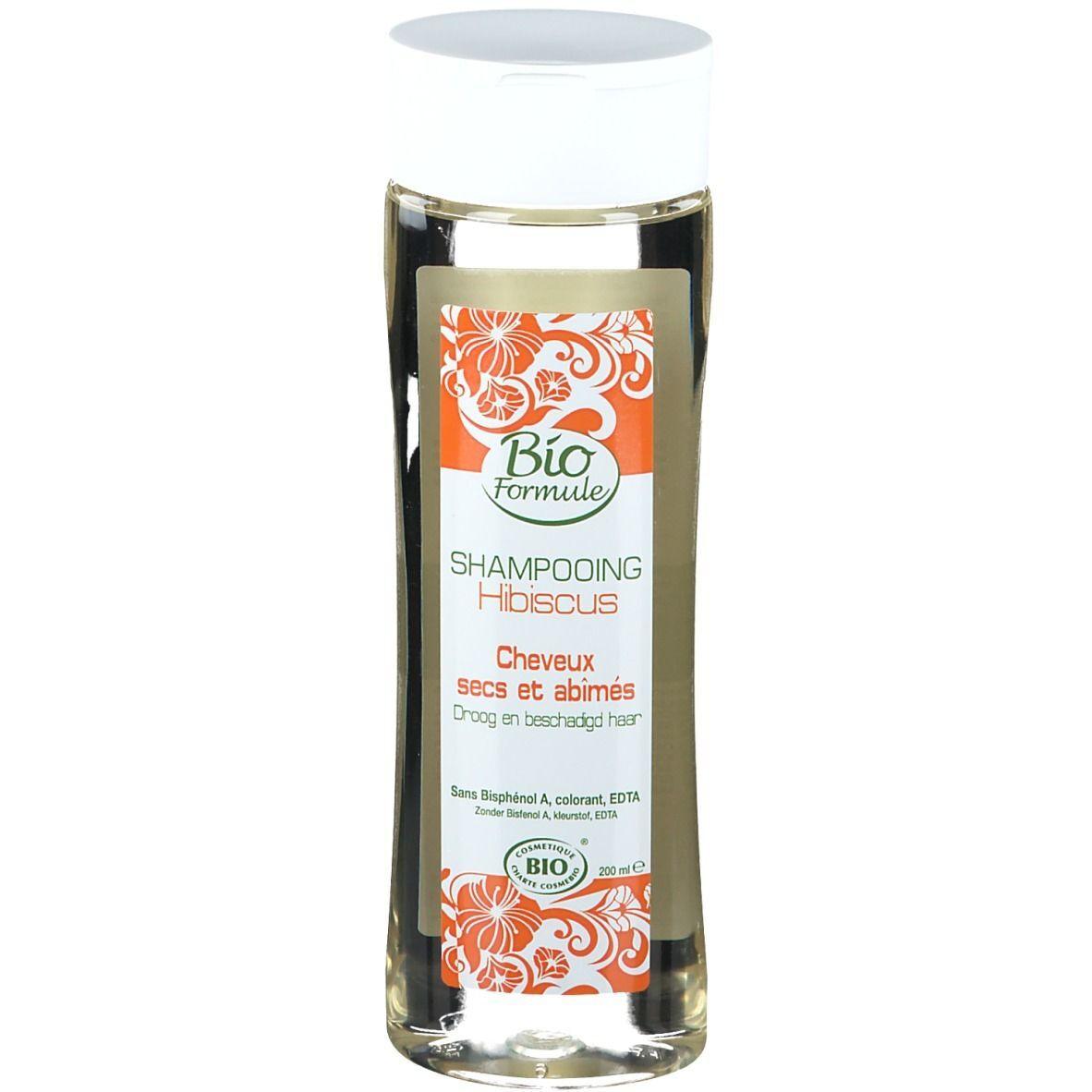 Bio Formule Shampooing Hibiscus ml shampooing