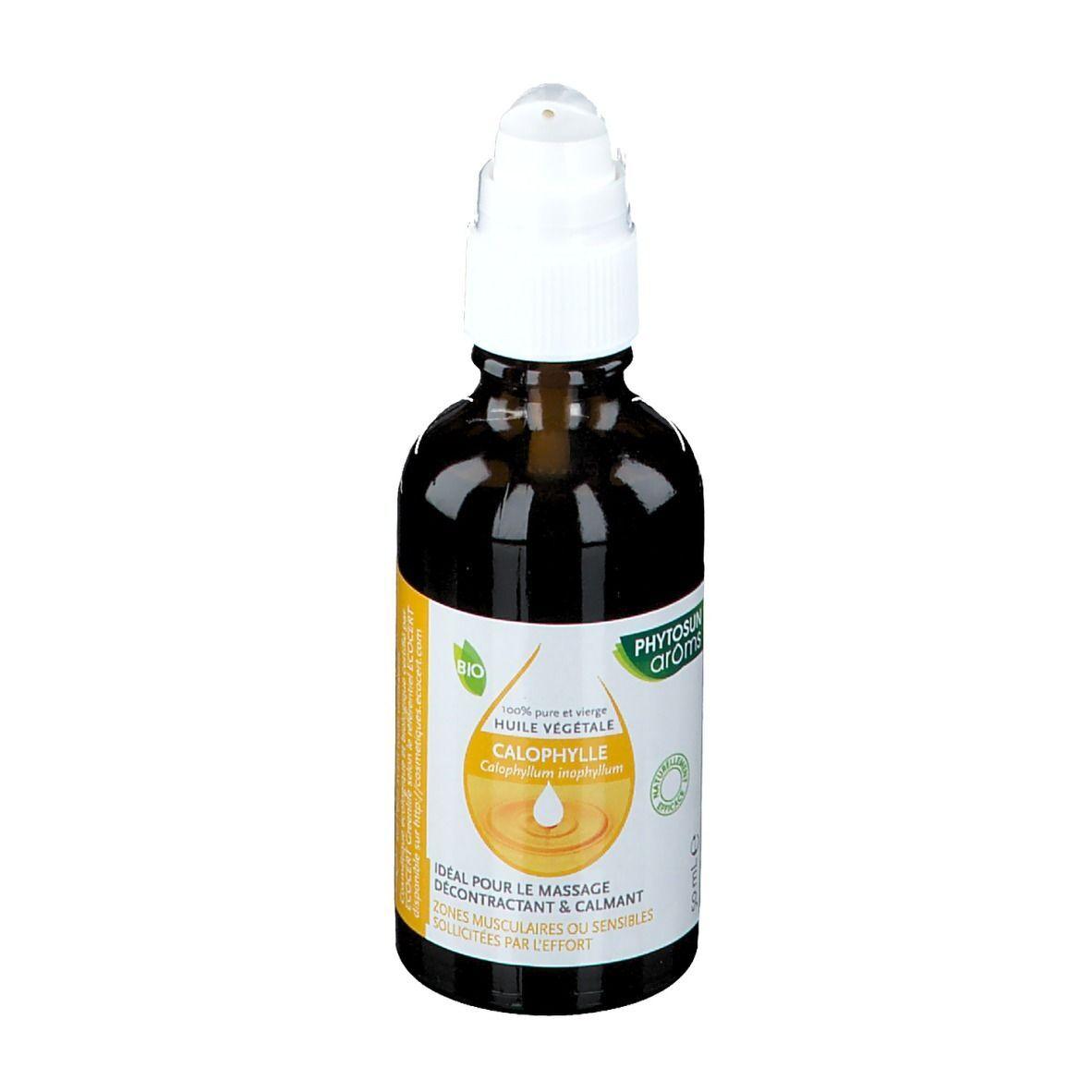Phytosun arôms Phytosun Huiles Végétales Calophylle ml huile