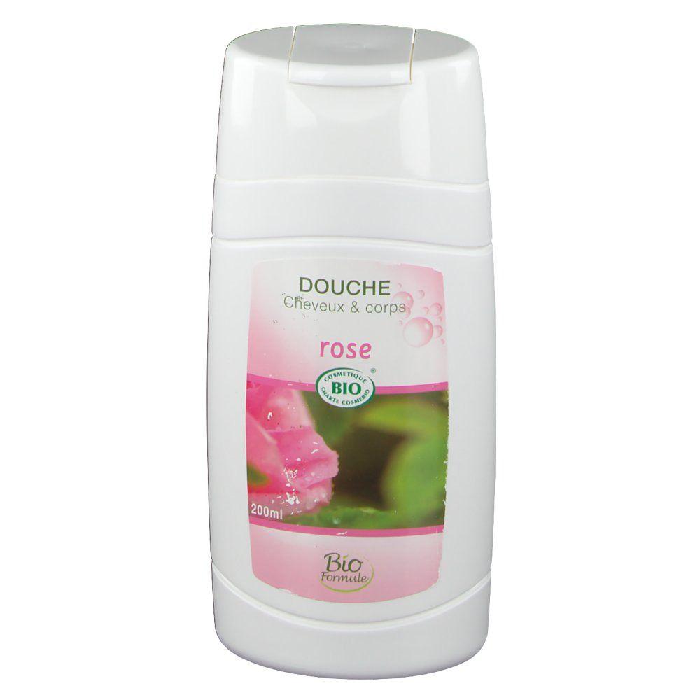 BioFormule Bio Formule Douche Cheveux et Corps Rose ml gel douche