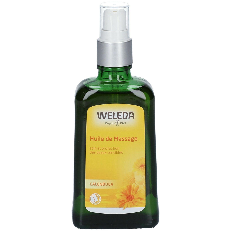 Weleda Huile de Massage au Calendula ml huile de massage