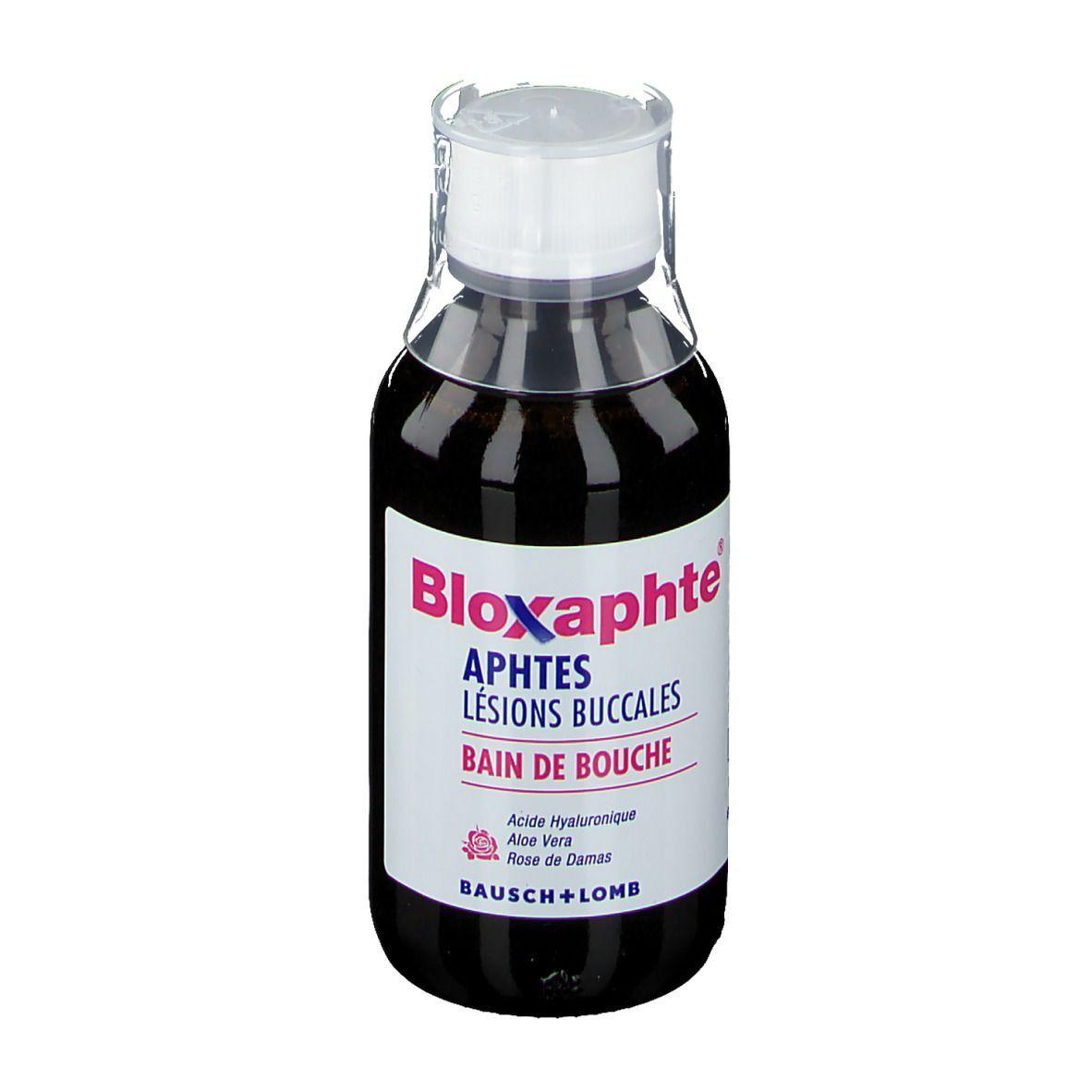BloXaphte® Bain de Bouche à l'acide hyaluronique ml bain de bouche
