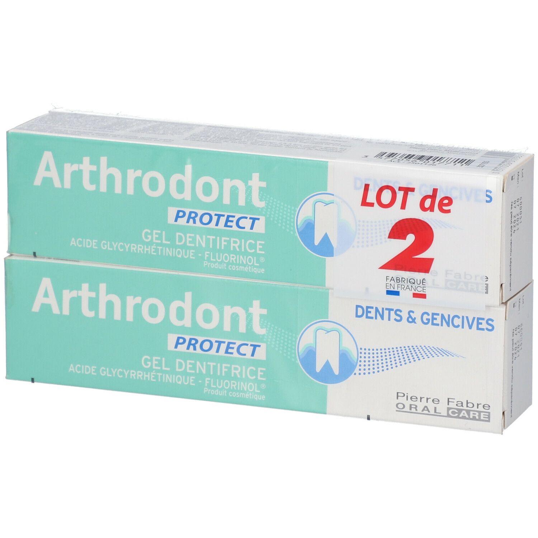 Arthrodont Protect Gel dentifrice fluoré ml gel dentaire