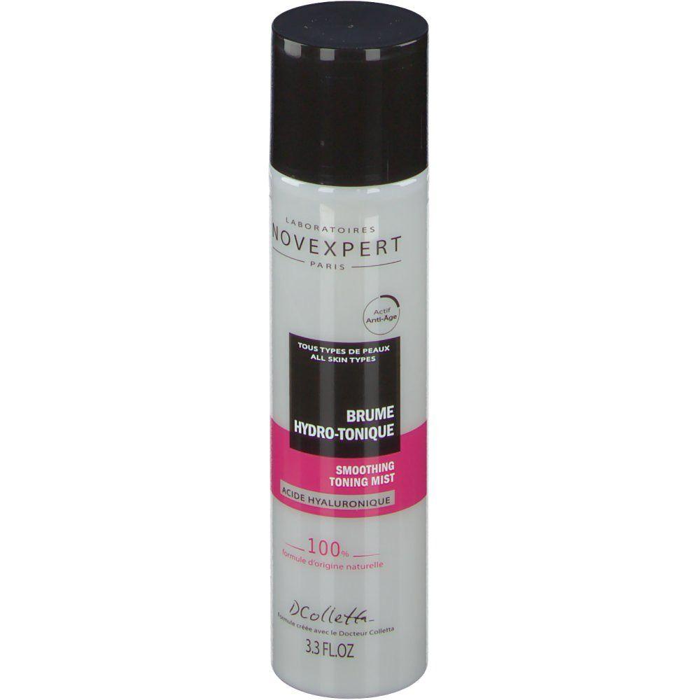 Novexpert Laboratoires Novexpert Brume Hydro-Tonique à l'Acide hyaluronique ml spray