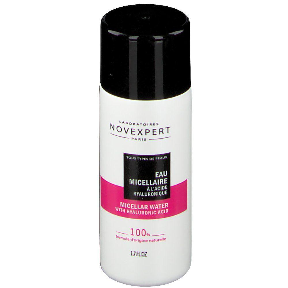 Novexpert Laboratoires Novexpert Eau Micellaire à l'Acide hyaluronique ml eau pour le visage