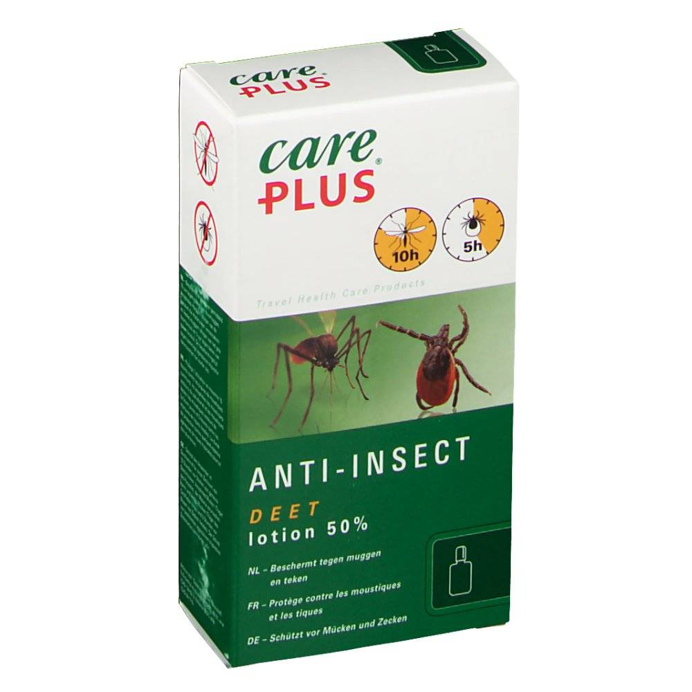 TropenzorgBV Care Plus Anti-Insect Lotion 50% DEET ml lotion(s)